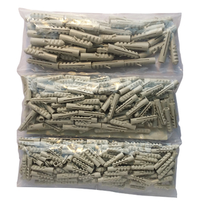400Pcs Wall Plugs Set