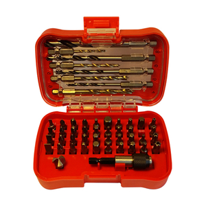 50Pcs Bits and Drills Set