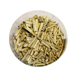800Pcs Wall Plugs (Dowel) Set
