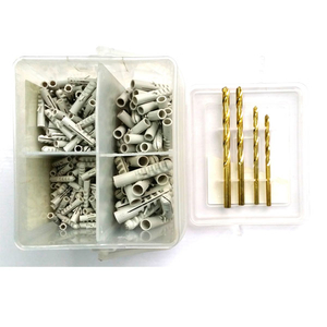 534Pcs Wall Plugs Set