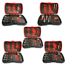 Drills Bits and Sockets Set