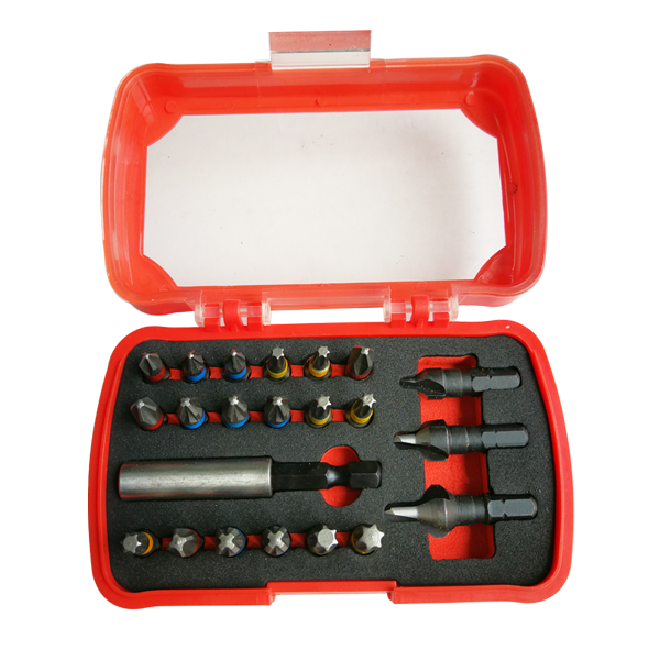 22Pc Bits and Countersink Set