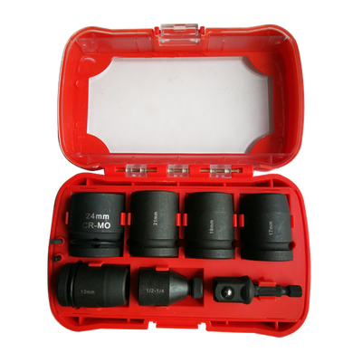 11Pcs Impact Sockets Set